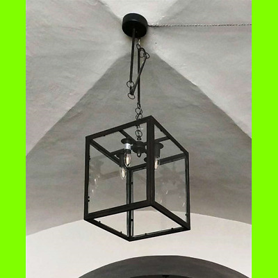 Chandelier Glass Industrial American Retro '40x40 CM