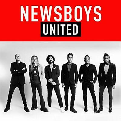 Newsboys Cd - United (2019) - New Unopened - Christian - Fair Trade Services