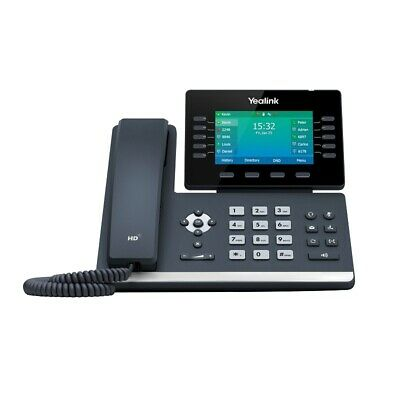 Yealink T54W 16 Line IP HD Phone Colour Screen HD voice Bluetooth and WiFi USB