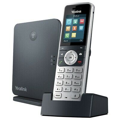 Yealink W53P Wireless DECT Solution with W60B Base Station and 1x W53H Handset