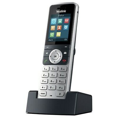 Yealink W53H SIP DECT IP Phone Handset to Suit W53P / DECT Systems Compact De...