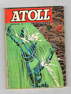 Atoll N°7 - Le Crabe Geant - 1967 - Be