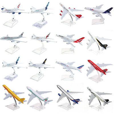 1:400 Scale Concorde Plane Model Airplane Diecast Aircraft Aeroplane Toy Gift AU