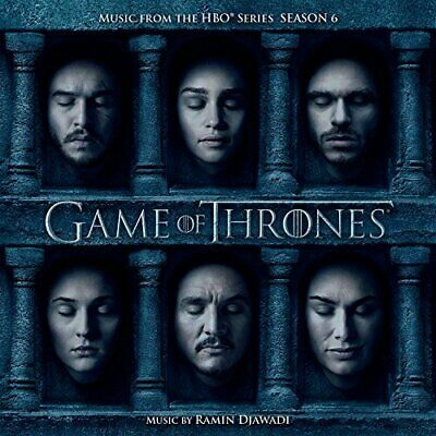 Djawadi, Ramin-Game of Thrones (Music from the HBO? Series - (US IMPORT) CD NEW