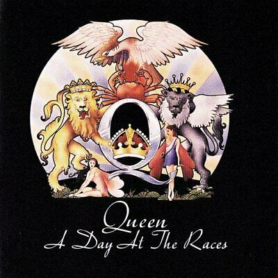 Queen - A Day At The Races (2011 Remaster) - Cd - Nuevo