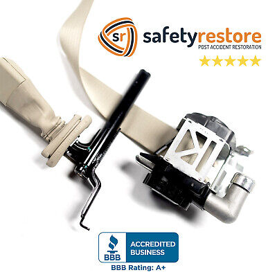 For Toyota Highlander Dual Stage Seat Belt Repair After Accident Rebuild Fix