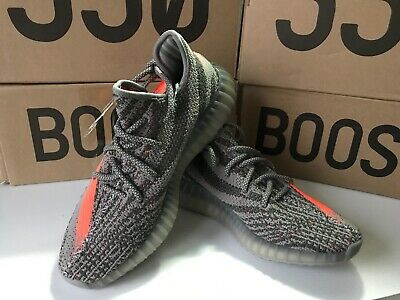 6f70c3f644350 YEEZY BOOST 350 V2 Beluga Size 8.5 BB1826 Adidas Brand New Deadstock ...