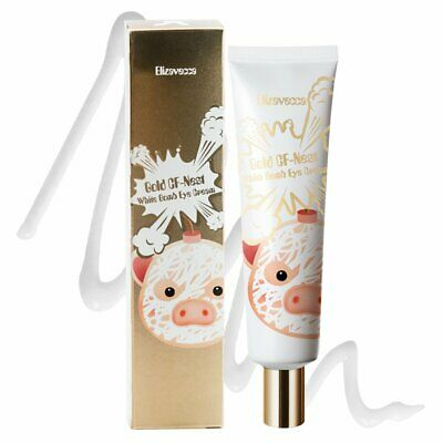 ELIZAVECCA - GOLD CF-NEST WHITE BOMB EYE CREAM - 30ml - Augencreme Vogelnestwurz