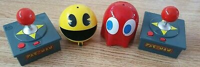 Pac-Man & Blikny (Ghost) Dual Pack R/C Racers, CATCH HIM IF YOU CAN! VGC, RARE!