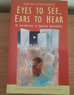 EYES TO SEE, EARS TO HEAR ignition spirituality christian FREE P&P
