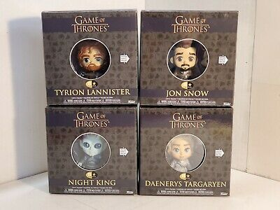 Funko - 5 Star - Game of Thrones - Set of 4