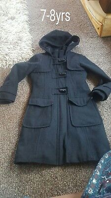 Girls coat from next size  7-8 yrs
