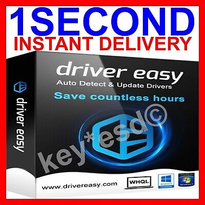 Driver Easy Professional✅ Updater Windows Drivers✅ Serial 1 PC 350 Days✅ 30 sec⏰