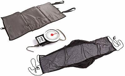 King Carp  Fishing  3 Accessory One Box  Weigh Sling, Unhooking Mat, Scales