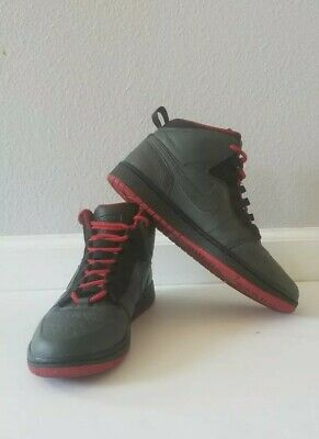 separation shoes 6b6cb 890ba Nike Air Jordan 1 Retro  94 Anthracite Red Black 631733-004 sz 8.5 -