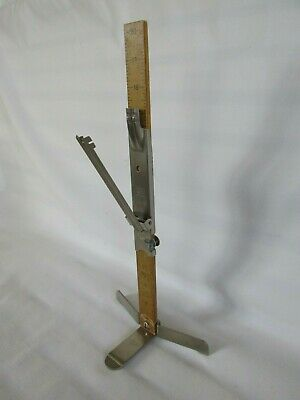 Vintage Sewing Hem Measuring Tool, Pin It, ORCO Products