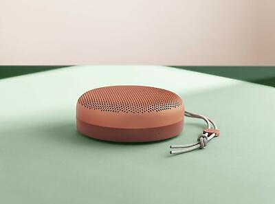 B&O PLAY by Bang & Olufsen Beoplay A1 Portable Bluetooth Speaker with Microphone