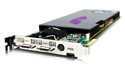 Avid Pro Tools HDX Core Card with Pro Tools HD Ultimate Perpetual Software
