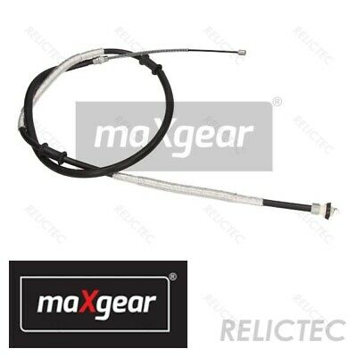 Genuine Qh Brake Cable Rear Linkage Replacement Fiat Doblo 1.6 Natural Power