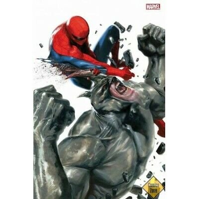 Spider-Man (Fresh Start) N 4 - Variant Comics Zone / Central Comics -  - Pan.var