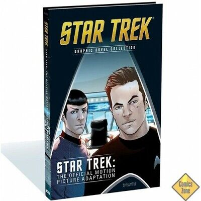 Star Trek: The Official Motion Picture Adaptation -  - 03/05/2019