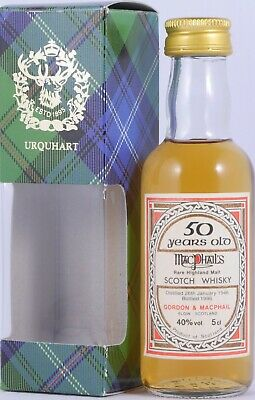 MacPhail´s 1946 50 Years Miniatur Rare Highland Single Malt Scotch Whisky 40,0%
