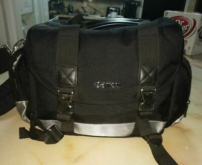 Canon 200DG Digital Camera Gadget Bag - Black - LN