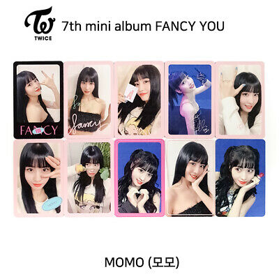 TWICE - 7th mini album FANCY YOU Official Photocard - MOMO