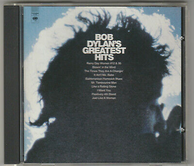 BOB DYLAN'S GREATEST HITS (Columbia 1999 release) Very Good