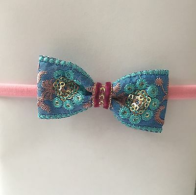 1 Pack Of Stretchy Headband/hair Accesories/Newborn-7 Years Old