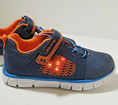 Toddler Boys/' Surprize by Stride Rite Darwin Light-Up Performance Athletic Sneak
