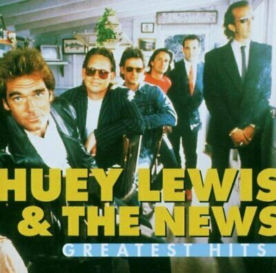 Huey Lewis And The News Cd - Greatest Hits (2006) - New Unopened - Pop Rock