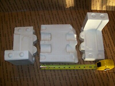 Arnels 796 Train Car Ceramic Porcelain Slip Mold