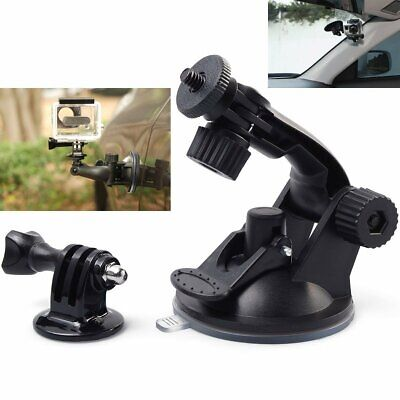 Bike Suction Cup Camera Mount Car Windshield Window Holder for Action Cam Camera
