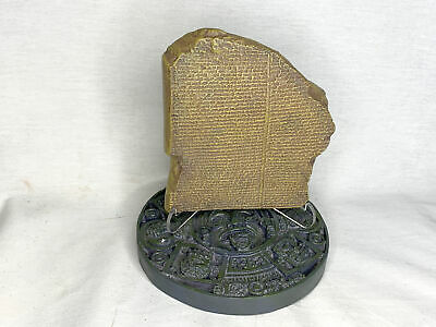The Flood Tablet XI,  Epic of Gilgamesh, Noah's Ark, Genesis with Free Book