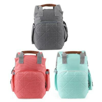 Mommy Nappy Nursing Baby Bag Large Capacity Baby Travel Backpack Baby Diaper Bag