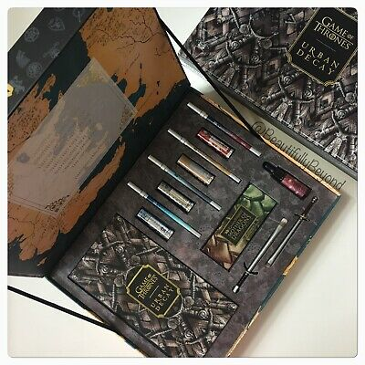 Urban Decay GAME OF THRONES Vault - Authentic - Limited Edition! NIB!
