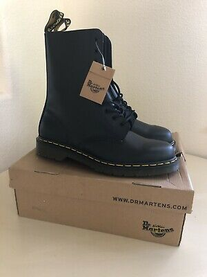 9c4bf8caac0 DR. MARTENS 1460 8-Eye Smooth High-Top Boot - $78.02   PicClick