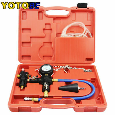 New Cooling System Vacuum Purge And Coolant Refill Car Van For Radiator Kit
