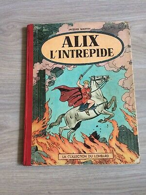 Alix L'intrépide + Le Sphinx D'or - Editions Oroginales 1956 - BD