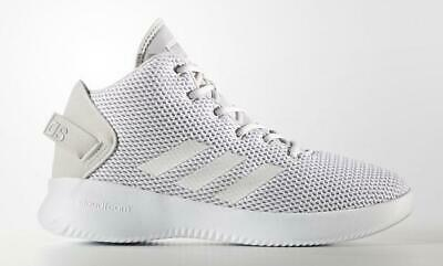 ADIDAS NEO MEN'S CloudFoam Refresh Mid Basketball Shoes, 3