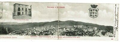 CPA-Carte postale double-ITALIE Rossano Panorama 1905-VM2859