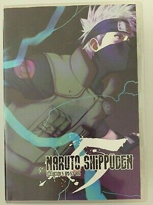 Naruto Shippuden Collection 5 Episodes 53-65 DVD