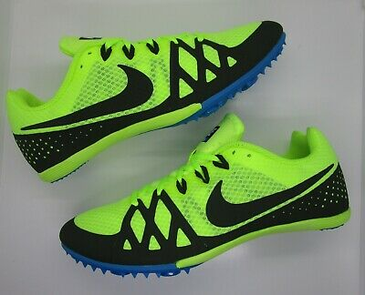 new styles ed341 76891 Nike Zoom Rival M 8 Track   Field Spikes Shoes in Men Size 10 (806555