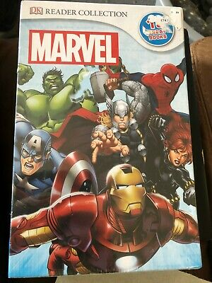 Marvel Readers Collection complete set of 15 books BNIB collectors edition