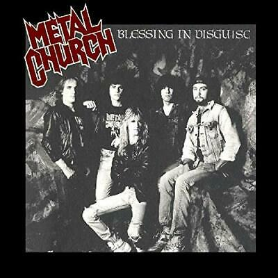 Metal Church-Blessing In Disguise (US IMPORT) CD NEW