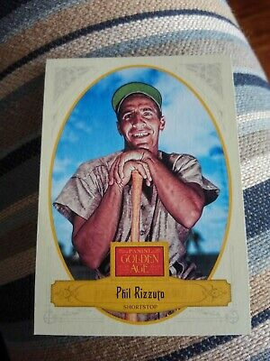 Phil Rizzuto 2012 Panini Golden Age #60 Free Shipping