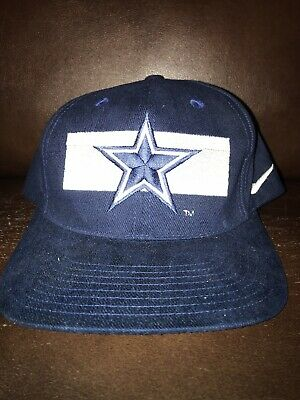 b2aa12457f8d9 Vintage Nike Team Sports NFL Pro Line Authentic Dallas Cowboys Snapback Hat-