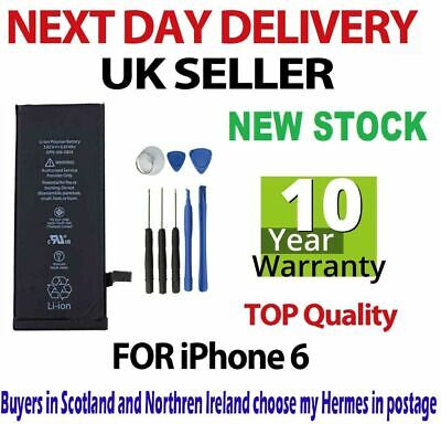 New Genuine Replacement Battery (1810mAh) For Apple iPhone 6 - Free Tools UK
