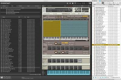 KONTAKT 5 4 BY Native Instruments For Pc | 19 Libraries